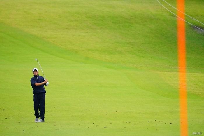 やまぴーピンすじ。 2017年 ブリヂストンオープンゴルフトーナメント 3日目 山下和宏