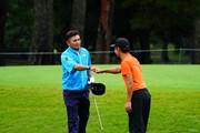 2017年 ブリヂストンオープンゴルフトーナメント 3日目 正岡竜二