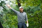 2017年 ブリヂストンオープンゴルフトーナメント 3日目 木下裕太