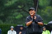 2017年 ブリヂストンオープンゴルフトーナメント 3日目 尾崎将司