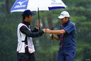 2017年 ブリヂストンオープンゴルフトーナメント 3日目 武藤俊憲