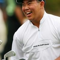 無邪気な笑顔がトレードマーク 2007年 中日クラウンズ タッド・フジカワ