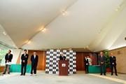 2017年 ブリヂストンオープンゴルフトーナメント 最終日 表彰式
