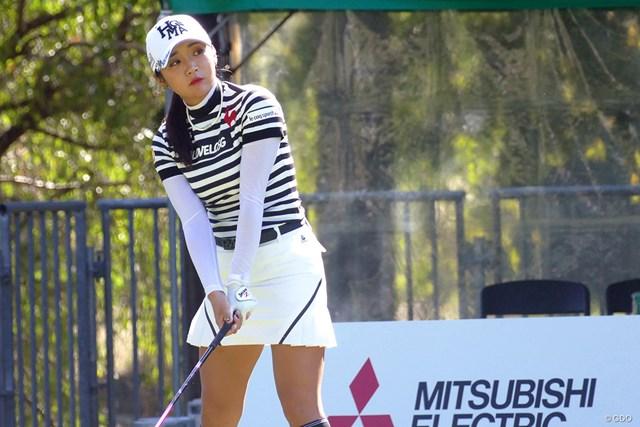 2017年 樋口久子 三菱電機レディスゴルフトーナメント 事前 イ・ボミ イ・ボミは次週をスキップして樋口久子の名を冠とした大会に出場を決めた
