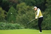 2017年 樋口久子 三菱電機レディスゴルフトーナメント 2日目 飯島茜