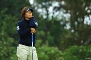 2017年 樋口久子 三菱電機レディスゴルフトーナメント 2日目 穴井詩