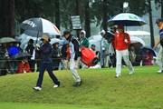 2017年 樋口久子 三菱電機レディスゴルフトーナメント 最終日 第1組