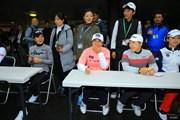 2017年 樋口久子 三菱電機レディスゴルフトーナメント 最終日 イ・ボミ