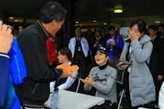 2017年 樋口久子 三菱電機レディスゴルフトーナメント 最終日 アン・シネ