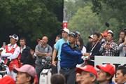 2018年 WGC HSBCチャンピオンズ 最終日 松山英樹