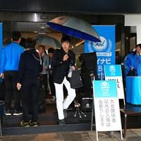 唯一のアマもコースを引き上げ 2017年 マイナビABCチャンピオンシップ 最終日 鈴木晃祐