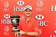 2018年 WGC HSBCチャンピオンズ 最終日 ジャスティン・ローズ