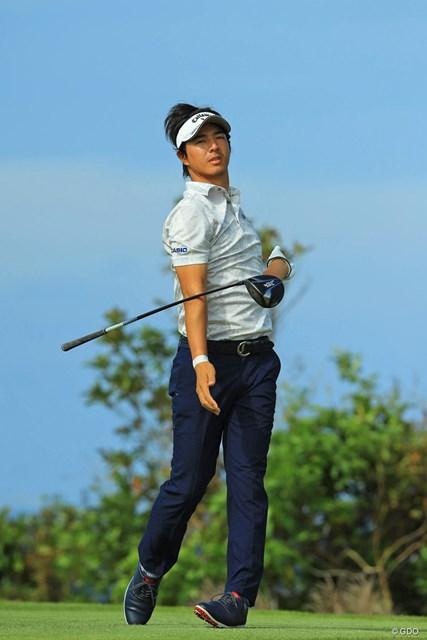 石川遼は2日間で5つのOBをたたいて予選落ち