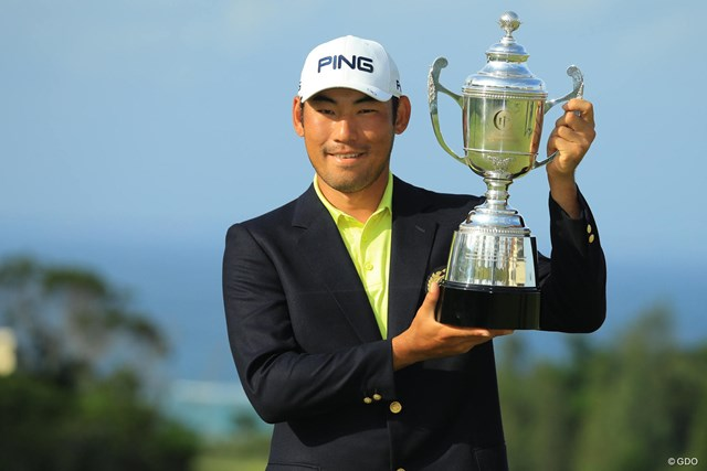 逆転で今季3勝目をマークしたチャン・キム