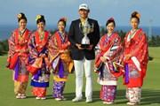 2017年 HEIWA・PGM CHAMPIONSHIP 最終日 チャン・キム