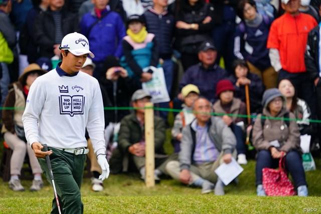 石川遼は過去2勝のコースでも出遅れた