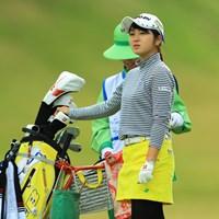 20歳のホステスプロ、田辺ひかりが好スタート 2017年 伊藤園レディスゴルフトーナメント 初日 田辺ひかり