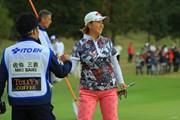 2017年 伊藤園レディスゴルフトーナメント 2日目 佐伯三貴