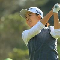 ホステスプロが奮起しましたね。 2017年 伊藤園レディスゴルフトーナメント 2日目 前田陽子