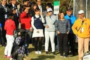 2017年 伊藤園レディスゴルフトーナメント 最終日 女子プロ