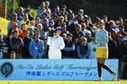 2017年 伊藤園レディスゴルフトーナメント 最終日 福田真未