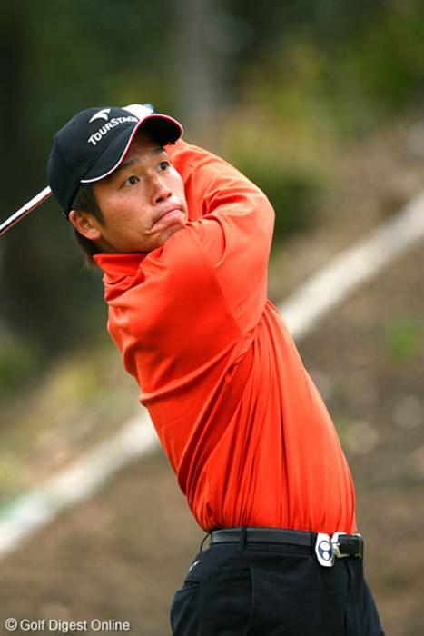 アジアンツアー初戦で11位タイに食い込んだ清田太一郎 2007年 フィリピンオープン 最終日 清田太一郎