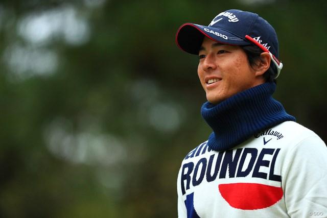 2017年 ダンロップフェニックストーナメント 2日目 石川遼 今季6戦目で初の予選突破を果たした石川遼