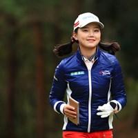 中国帰らないでね 2017年 大王製紙エリエールレディスオープン 2日目 セキ・ユウティン