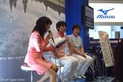 2007年 ジャパンゴルフフェア 大場美智恵 高又順