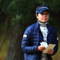 今季最終戦かな 2017年 大王製紙エリエールレディスオープン 最終日 森田理香子