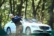 2017年 ダンロップフェニックストーナメント 最終日 キム・キョンテ