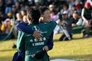 2009年 三井住友VISA太平洋マスターズ 最終日 今野康晴