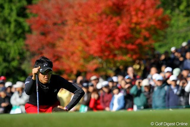 4位タイで終え、賞金ランクトップの座を奪回した石川遼