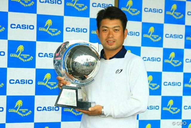 昨年は最終日が中止となり池田勇太が大会初優勝