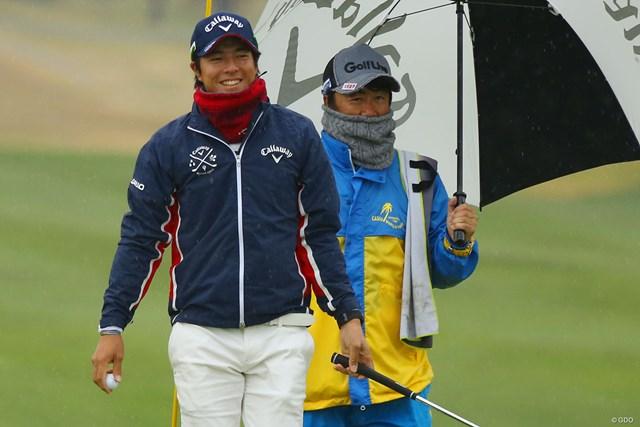 石川遼は開幕前日にプロアマ戦で最終調整を行った