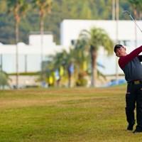 酒豪には嬉しい土地での試合。 2017年 カシオワールドオープンゴルフトーナメント 初日 平塚哲二