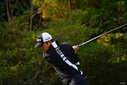 2017年 カシオワールドオープンゴルフトーナメント 初日 大堀裕次郎