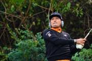 2017年 カシオワールドオープンゴルフトーナメント 初日 正岡竜二