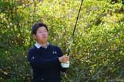 2017年 カシオワールドオープンゴルフトーナメント 初日 松村道央