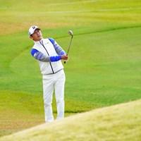 初日は1アンダー発進。 2017年 カシオワールドオープンゴルフトーナメント 初日 近藤共弘