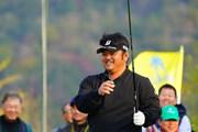 2017年 カシオワールドオープンゴルフトーナメント 初日 宮里聖志
