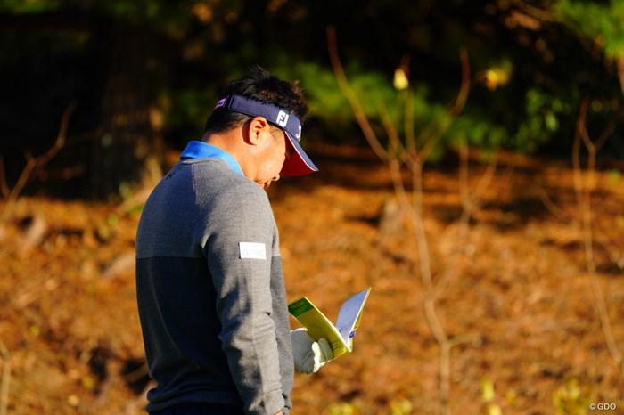 「え、残高不足?まじか。。。」 2017年 カシオワールドオープンゴルフトーナメント 初日 丸山大輔