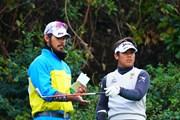 2017年 カシオワールドオープンゴルフトーナメント 初日 タンヤゴーン・クロンパ