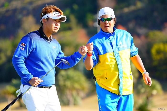 だからただのパーだって。 2017年 カシオワールドオープンゴルフトーナメント 2日目 塚田陽亮