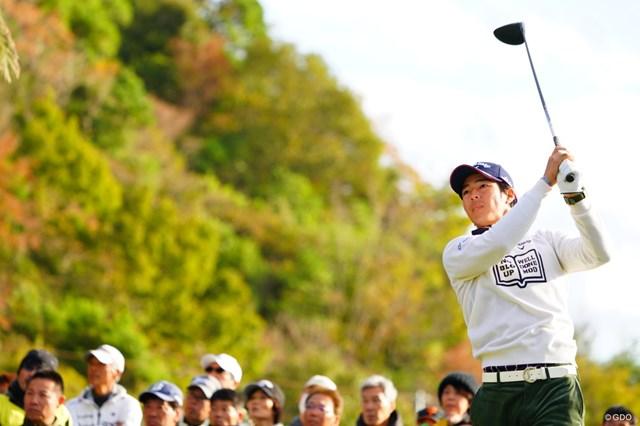 2017年 カシオワールドオープンゴルフトーナメント 2日目 石川遼 遼くんの18番、この日最後のドライバーかと思ったが。。。