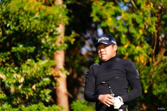 イケメンとは彼のためにある言葉。 2017年 カシオワールドオープンゴルフトーナメント 2日目 小池一平