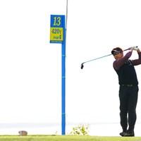 高山プロがカッコよく見える。 2017年 カシオワールドオープンゴルフトーナメント 2日目 高山忠洋