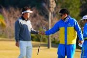2017年 カシオワールドオープンゴルフトーナメント 2日目 リュー・ヒョヌ