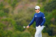 2017年 カシオワールドオープンゴルフトーナメント 2日目 キム・キョンテ