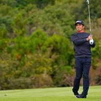 シーズン最後に予選通過。伊澤利光はそれでも優勝を目指す 2017年 カシオワールドオープンゴルフトーナメント 2日目 伊澤利光